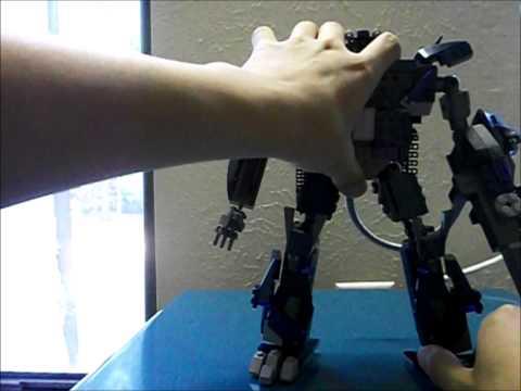 Lego Transformers Prime  Shockwave
