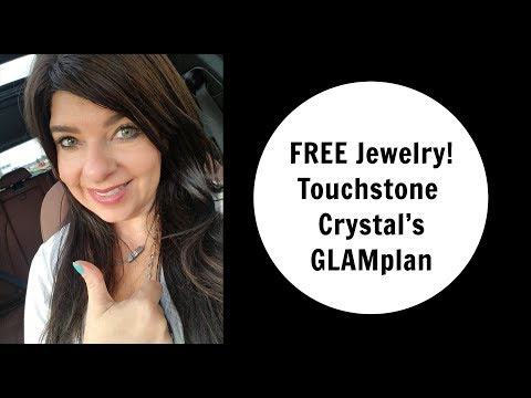 free jEWELRY- Touchstone Crystal GLAMplan and a UNBOXING
