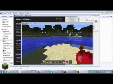 Minecraft Pirata y Premium Java Run Time Environment (Contiene .minecraft 1.7.2)
