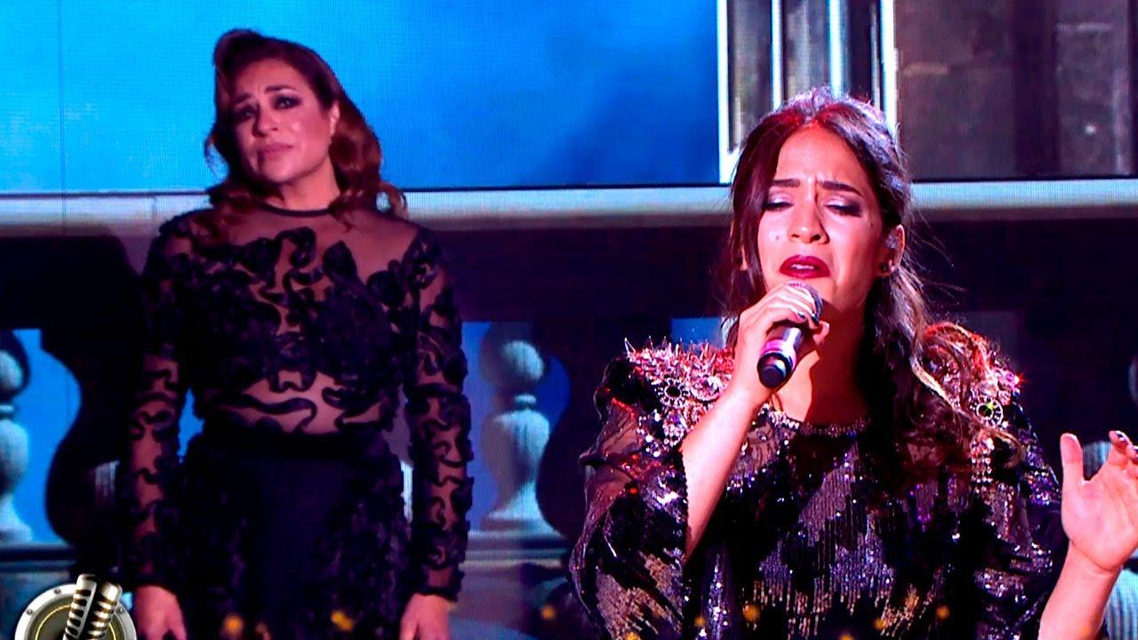 """Claribel Medina y Agostina Alarcón cantaron """"Cosas del amor"""""""