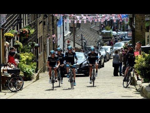 Team Sky - 2014 Tour de France Yorkshire Stages Recon