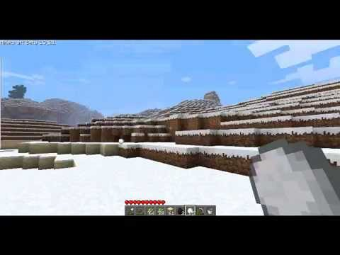 How to get snowballs in Minecraft