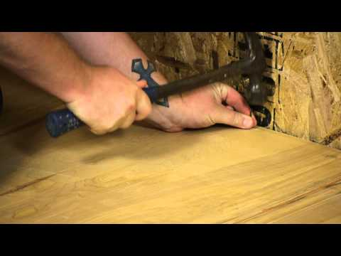Good Underlayment for Self-Adhesive Tile : Working on Flooring