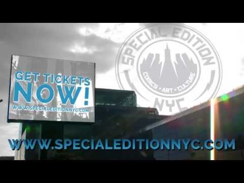 Special Edition: NYC 2014 - Official Teaser Trailer! [HD]