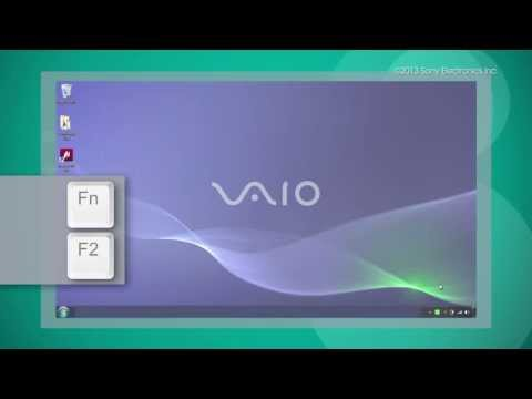 How to Troubleshoot No Sound on a Sony VAIO® Notebook