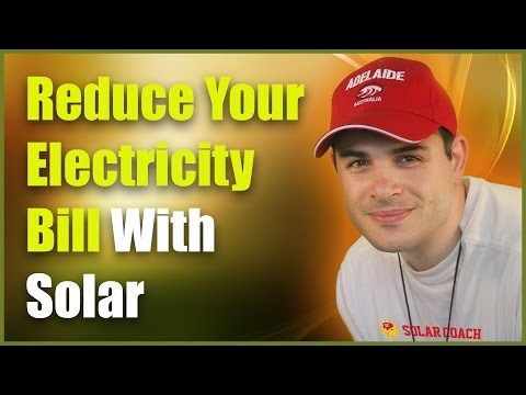 Can I Reduce My Electricity Bill With Solar Panels?