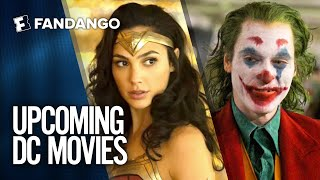 Upcoming DC Movie Preview 2018 - 2021 | Movieclips Trailers