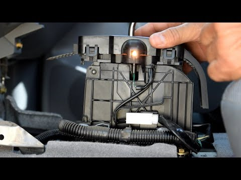 Tacoma Gear Shift LED Bulb Replacement