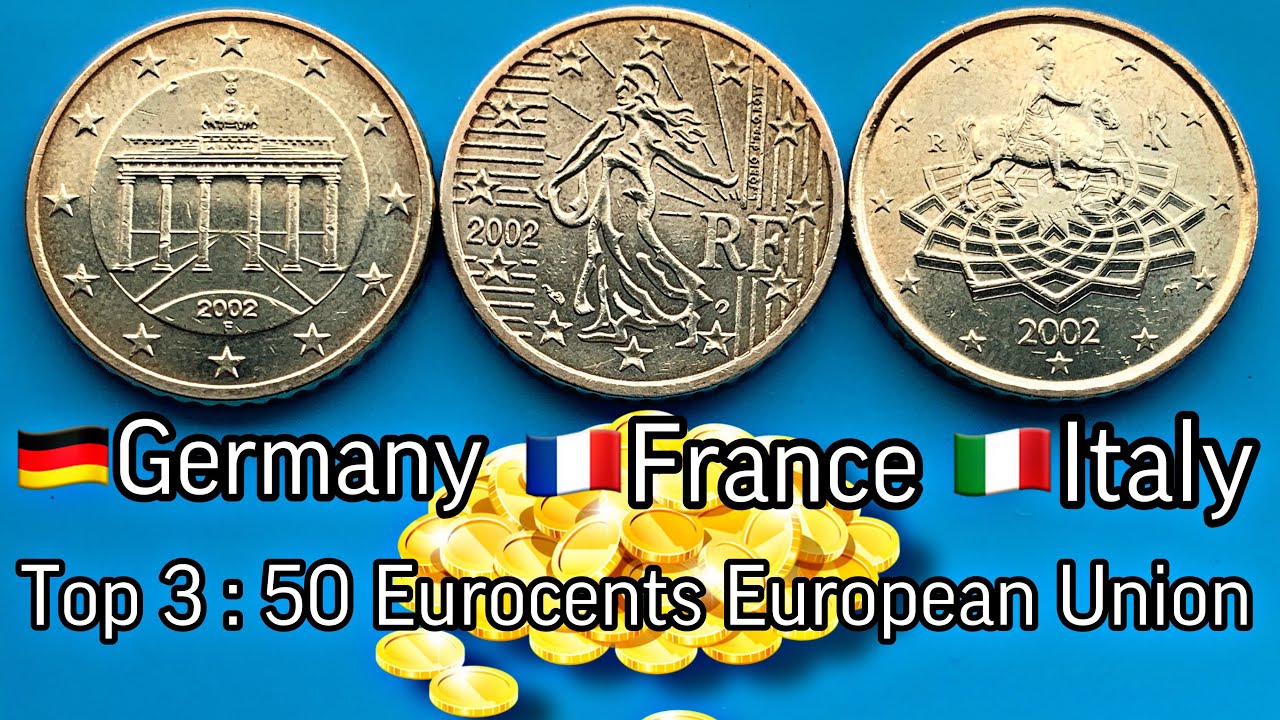 Download 50 Eurocents 2002 Germany France Italy/Top:3 MP3 Gratis