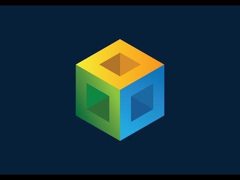 Create a 3d Cube Logo Design Abobe Illustrator CS6
