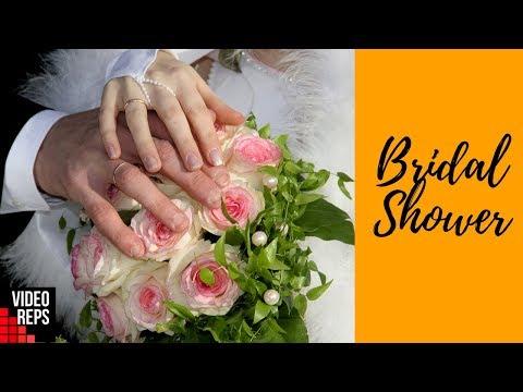 Bridal Shower Interesting Ideas