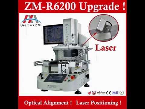 Motherboard chipset repair machine repair laptop bga machine from Reballing zhuomao