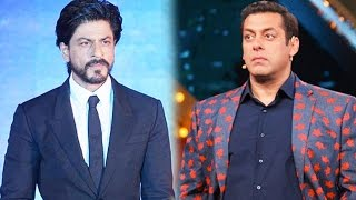 Shah Rukh Khan Or Salman Khan: Guess Who Is The Most Talked Bollywood Celeb On Twitter!