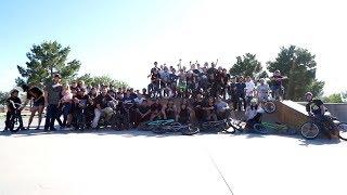 RYAN MILLS 3 YEAR SOBER BMX JAM