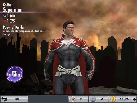 Godfall Superman STANDARD Complete
