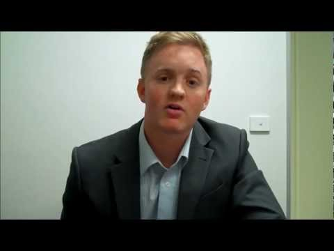 26 year old David describes his experience securing a first home loan with us