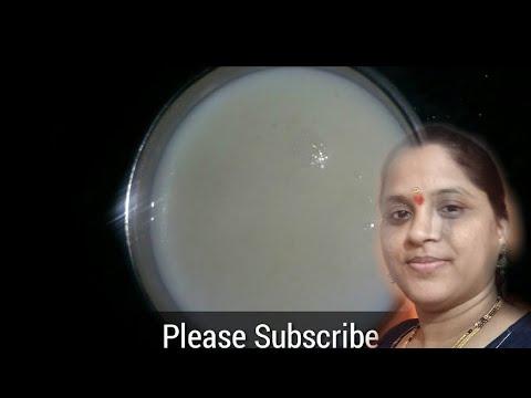 ಸಣ್ಣ  ರವೆ ಗಂಜಿ/Baby food recipe in Kannada above 1yr