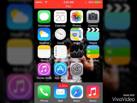How to get screen recorder on iphone4