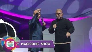 Wah Wah..Oki SUCA Bikin Deddy Corbuzier Berantem Sama Gilang – Magicomic Show