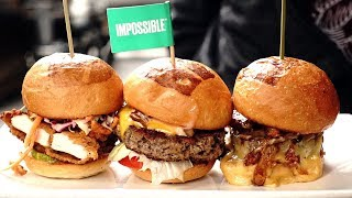 The Best Burgers on Earth?   (UMAMI BURGER)