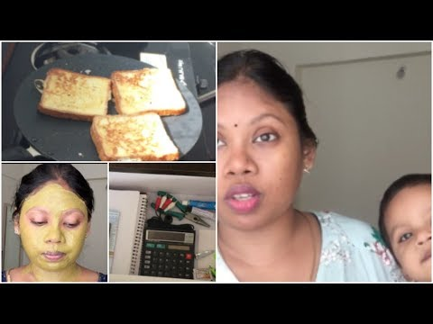 7 pm to 11 am vlog || face pack for acne || i am in big confusion || sireesha