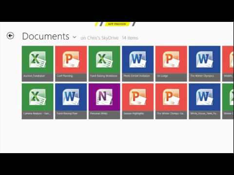 Cloud Services for Windows 8
