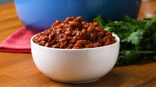 The Best Ever Vegetarian Baked Beans