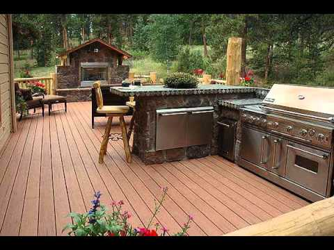 the best floor for outside wooden patio