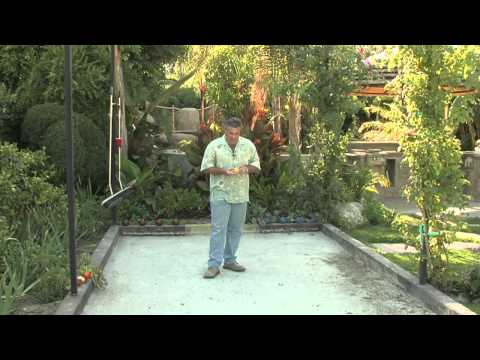 Bocce Ball Court Design & Game Rules