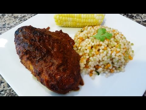 Chicken in Dried-Chilli Adobo, Mexican recipe,  how to cook,