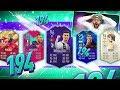 WOW INSANE 194 DRAFT CHALLENGE! FIFA 19 Ultimate Team Draft