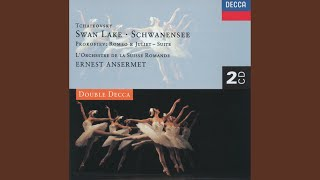 Tchaikovsky Swan Lake Op20 Th12  Act 2  No13b Danse Des Cygnes Odette Solopremire