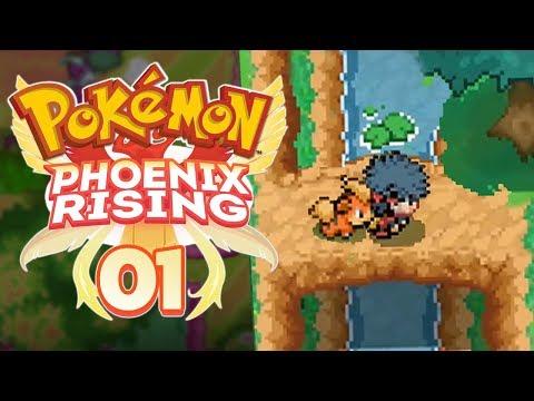 THIS GAME IS BEAUTIFUL YA'LL... - Pokémon: Phoenix Rising (Part 1)