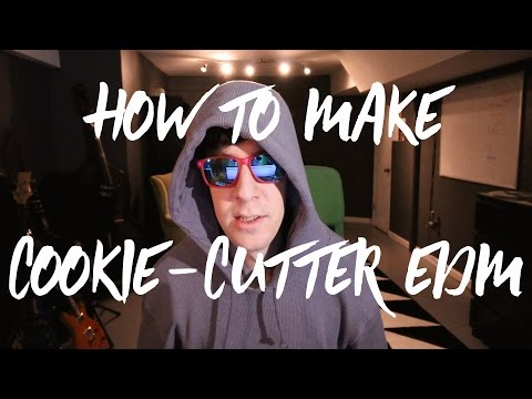 HOW TO MAKE COOKIE - CUTTER EDM