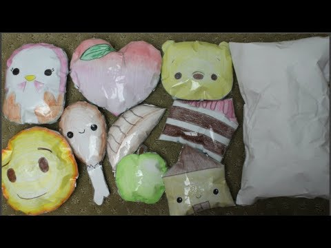 Paper Squishy Collection PART 3