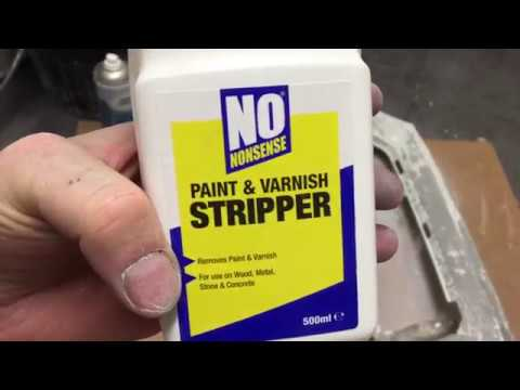 £4.16 No Nonsense Paint and Varnish Stripper 500ml - Is it any good?