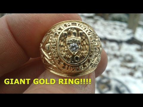 Texas A&M Ring Found and returned after pranking him!!   FUNNY!!!!