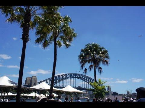 Sydney NYE Travel Vlog 2015/16