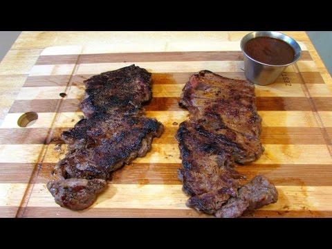 Rib Eye Steaks - Processed Ribeye Steaks...WHY?  WHAT ARE WE EATING?