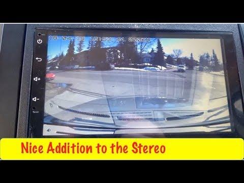 Atoto Dash Camera Install