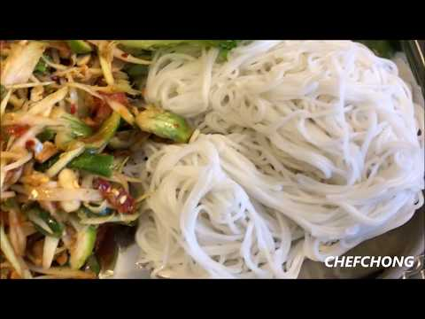 Som Tum Laos Style Me ( CHEFCHONG )