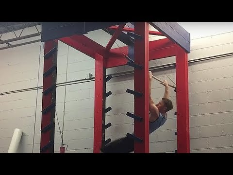Guy Masters Salmon Ladder Over 3 Years