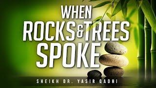 4 MIND-BLOWING Miracles Of Prophet Muhammad (ﷺ) - Yasir Qadhi
