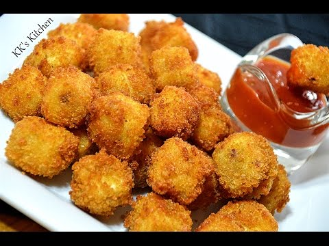 Paneer Popcorn I Crispy Paneer Snack Recipe | Quick & Easy Starter | Kids Snack Recipe