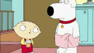"""Looks like Brian will be voting for """"The Office"""" for """"Best Comedy Series""""! What will Stewie think?"""