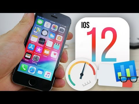iPhone 5s iOS 12 Performance, Stability, is it faster than iOS 11.4?