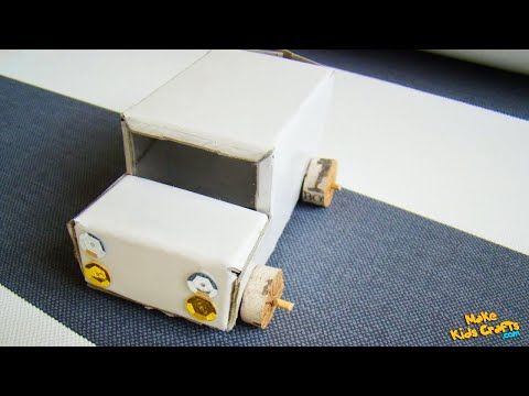 How to make Paper Car?