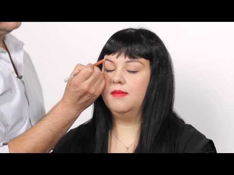 How to Arch High, Round Eyebrows : Makeup Maven