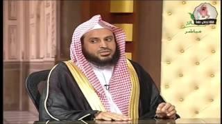 متى يصح أن يستفتي الإنسان نفسه؟... // الشيخ عبدالعزيز الطريفي