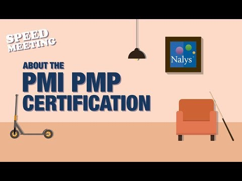 The PMI PMP certification & the job of Project Manager